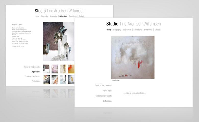 Studio TAW website